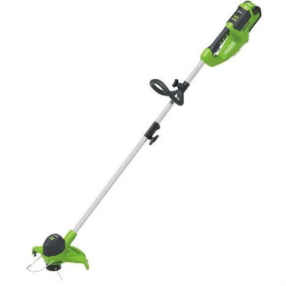 Greenworks GMAX 40v Cordless GrassTrimmerEdger (G40LT  Tool Only)